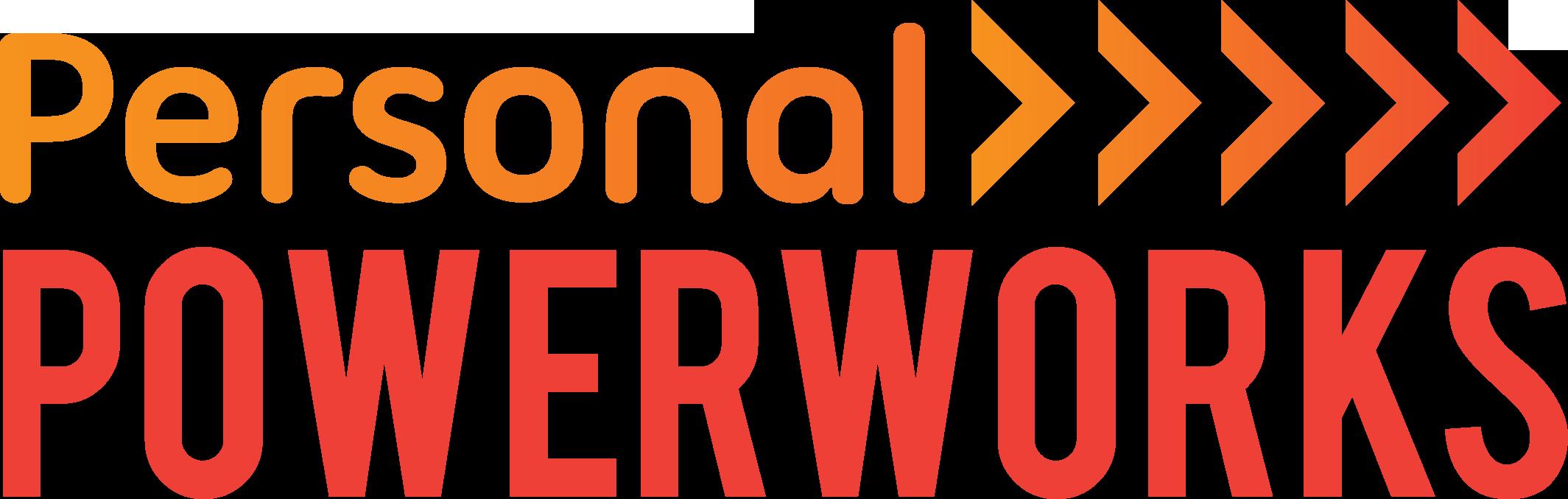 Personal PowerWorks Logo